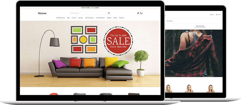 Sell anything from furniture to clothing